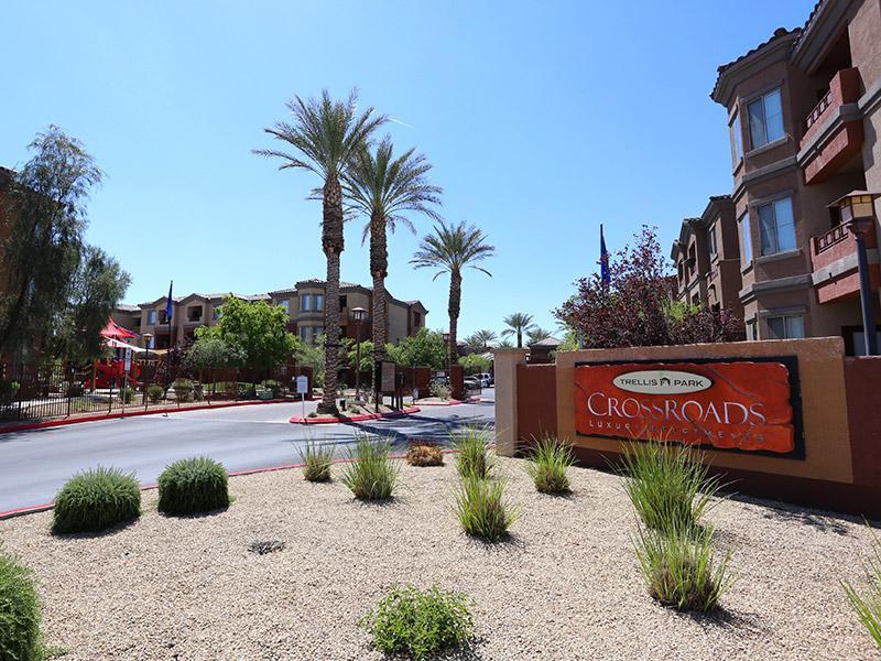 Trellis Park at Crossroads in North Las Vegas, NV