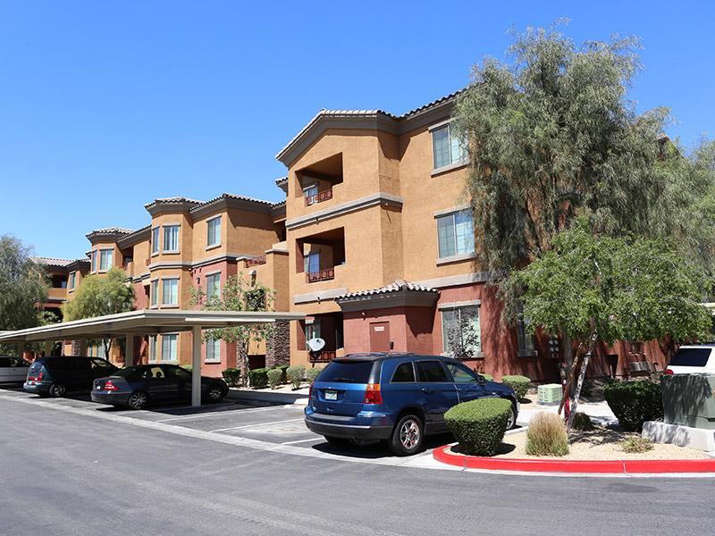 Trellis Park at Crossroads Apartments in North Las