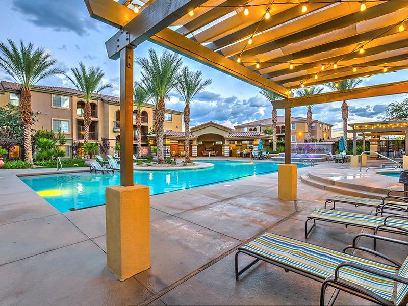 Montecito Apts in Las Vegas, NV