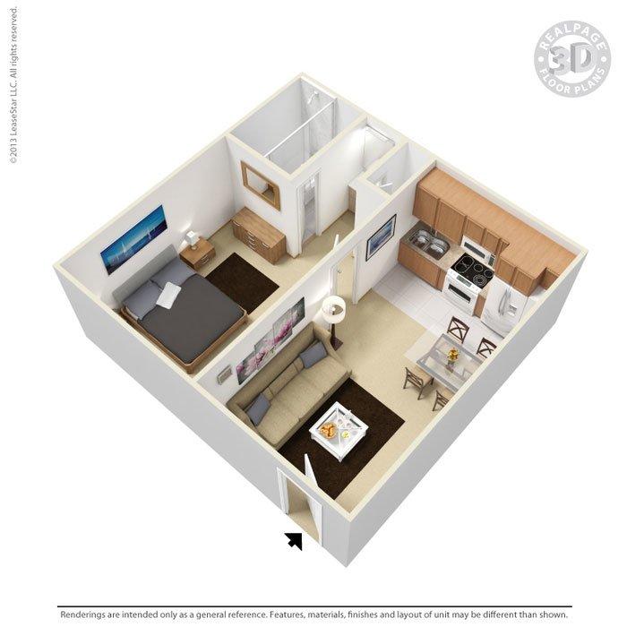Floor Plans at Boulder Palms Apartments