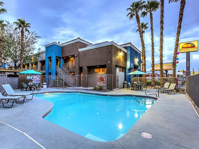 Boulder Palms Apartments in Las Vegas, Nevada