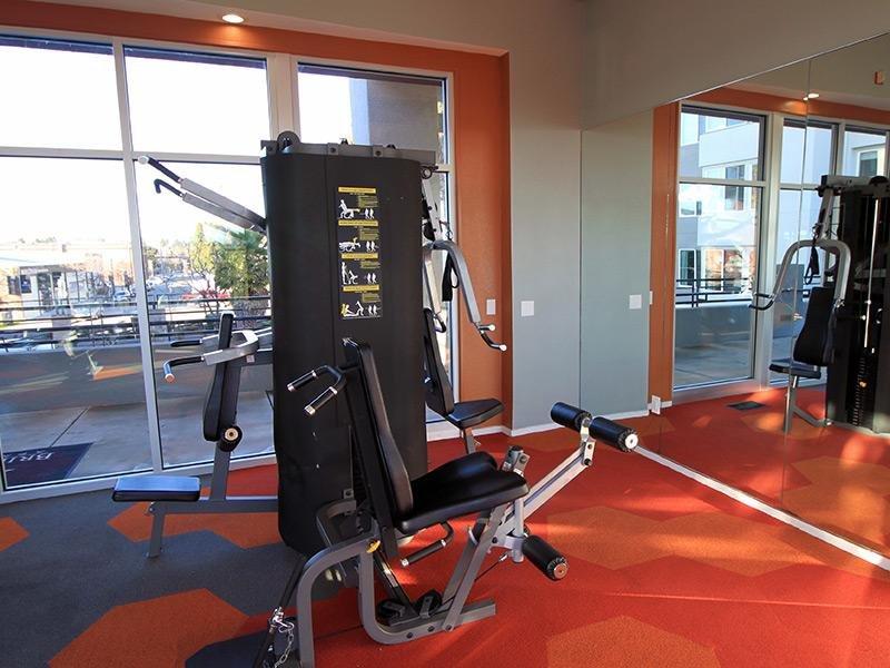 Bridgecourt Emeryville Apartments - Gym
