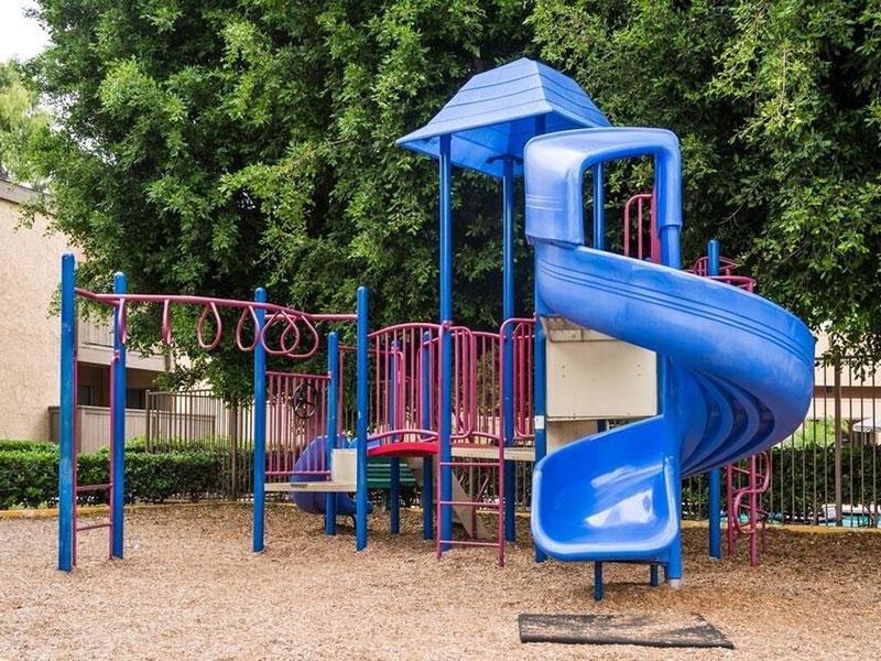 Playground of Horizon Apts in Santa Ana, CA
