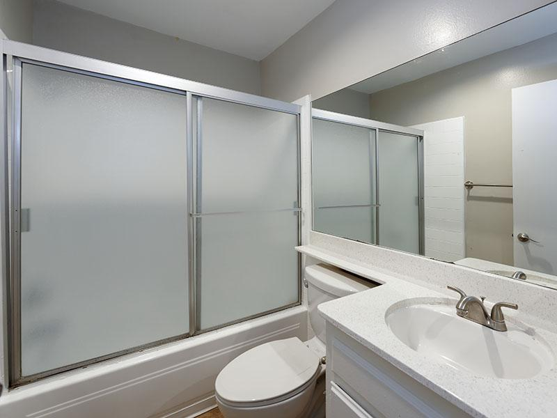 Bathroom - Apartments in Downey California