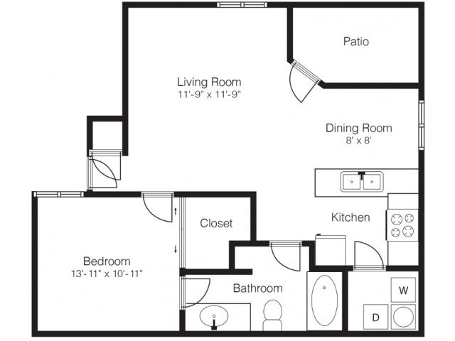 Areca Apartments in Las Vegas, NV