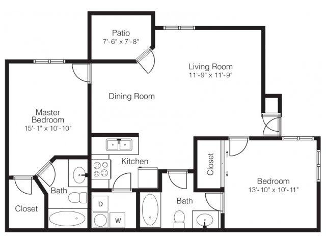 Royal Apartments in Las Vegas, NV