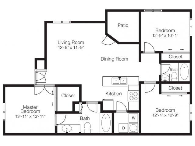 Sago Apartments in Las Vegas, NV